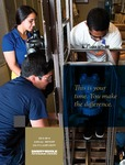 2013-14 Annual Report on Philanthropy: This is Your Time. You Make the Difference.