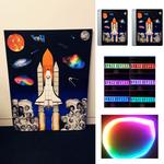 Space Odyssey by Austin Greene