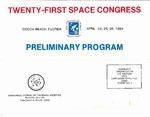 1984 Twenty-First Space Congress Preliminary Program