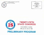 1988 Twenty-Fifth Space Congress Preliminary Program