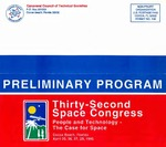 1995 Thirty-Second Space Congress Preliminary Program