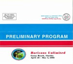 1998 Thirty-Fifth Space Congress Preliminary Program